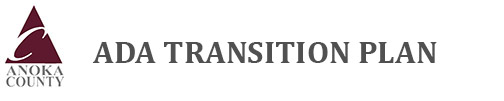 Anoka County ADA Transition Plan